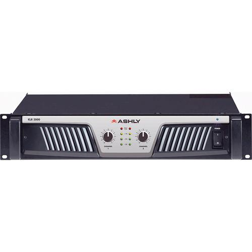 Ashly Klr-2000 Stereo Power Amplifier 350Wchannel @ 8 Ohms Stereo - Red One Music