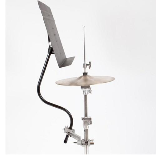 Manhasset M53Dh Hit Hat Stand Support pour batteur Hi Hat - Red One Music