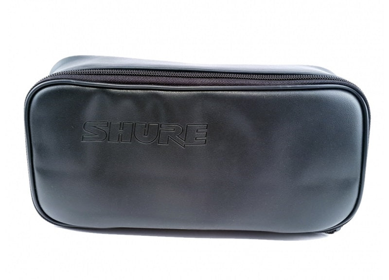 Shure A32ZB Padded Zippered Carrying Bag - for Shure KSM27, KSM32 or KSM44 Vocal Studio Condenser Microphone