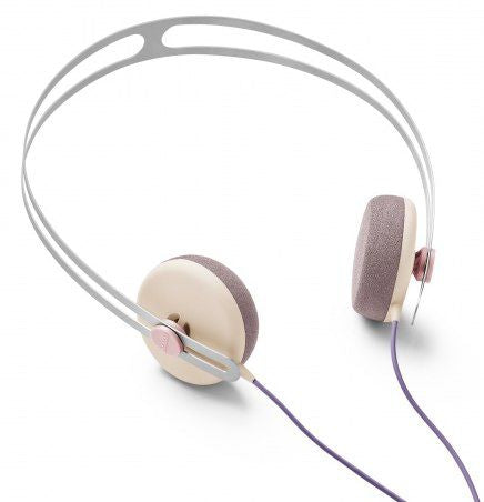 AIAIAI TRACKS Headphones with Mic for iPad & iPhone & iPod – Blush - Red One Music
