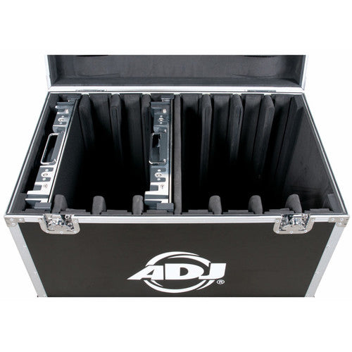 American DJ Av3Fc Flight Case For [8] Av3 Panels
