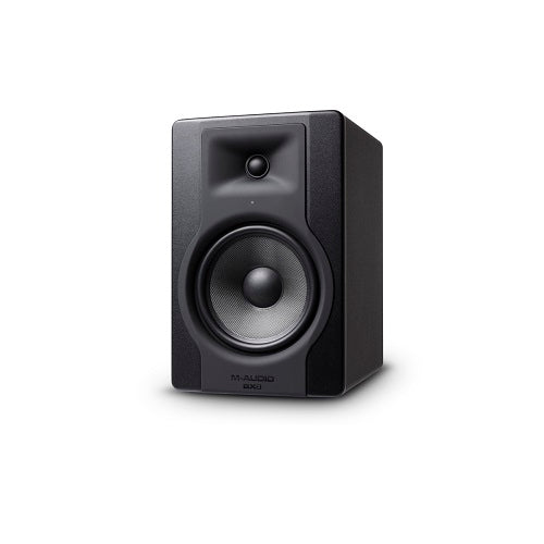 M-Audio BX8 D3 8in Powered Monitor (Each) - Red One Music