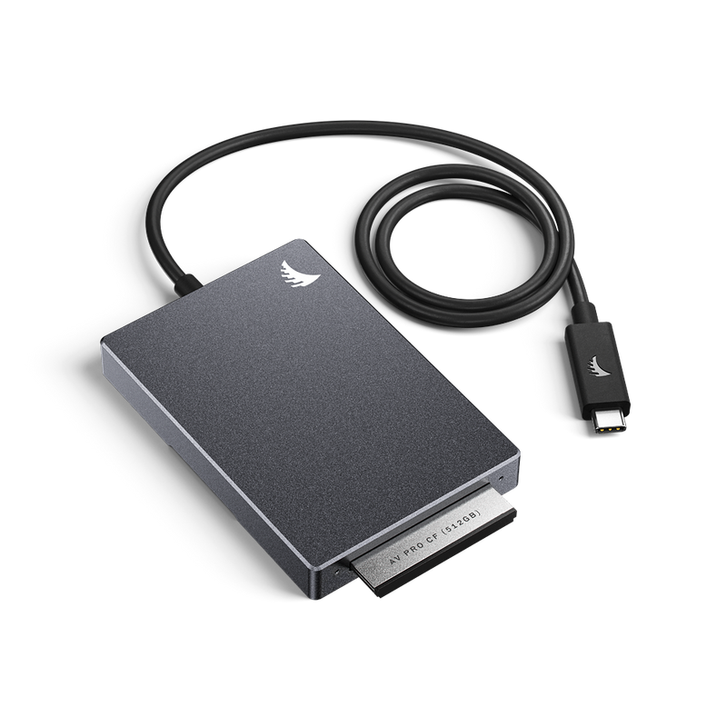 Angelbird CFast 2.0 Memory Card Reader