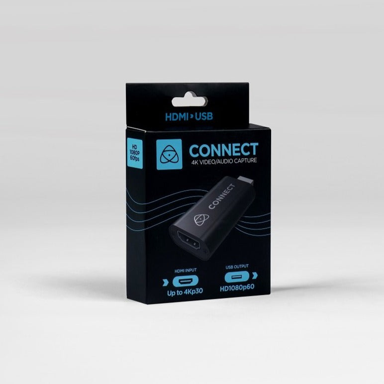 Atomos ATOM-CON001 Connect (Stream 4K) HDMI to USB Capture