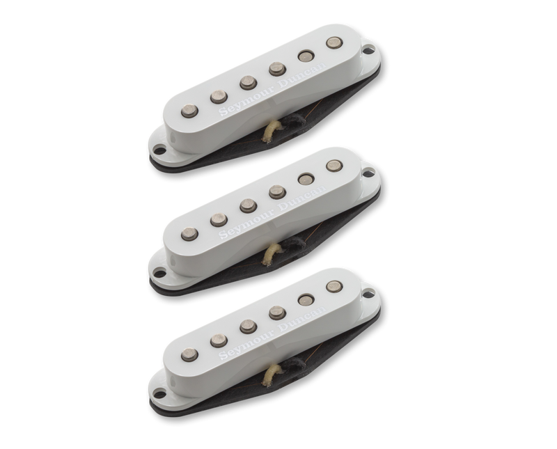 Seymour Duncan 11204-01-CSET APS1SET Alnc II Pro Stag Strat Calibrated Set