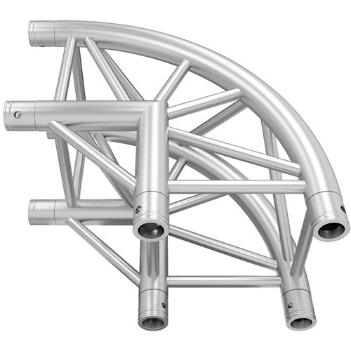 Global Truss F34-SQ-4121-CR-L90 2-way Rounded Corner