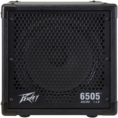 Peavey 6505 Amp Guitar Micro 1x8 Cabinet - Red One Music