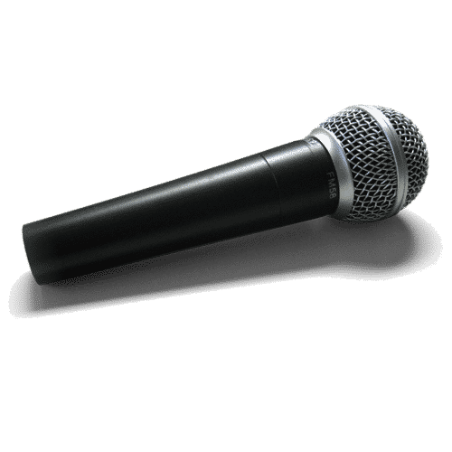 Microphone vocal professionnel Focus-9 FM58 - Red One Music