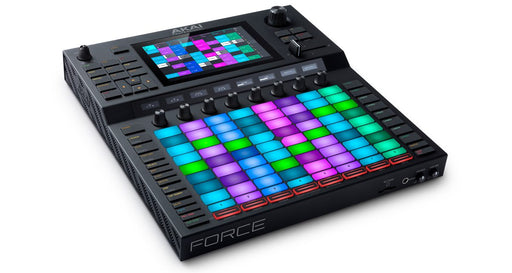 AKAI FORCE STANDALONE MUSIC PRODUCTION DJ PERFORMANCE SYSTEM