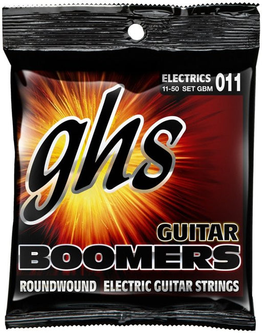 Ghs Boomers GBM 6-String - Medium Scale 011-050