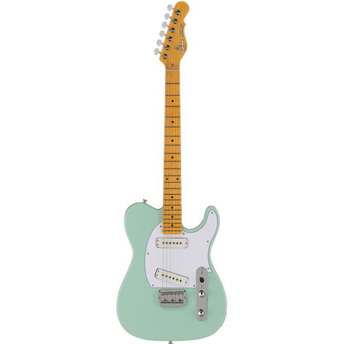 G&L ASAT SPECIAL Surf Green - Red One Music
