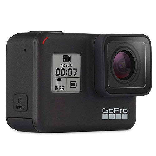 Gopro Hero 7 Black Edition - Red One Music