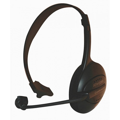 Audio Technica Ath-Com1 Headset