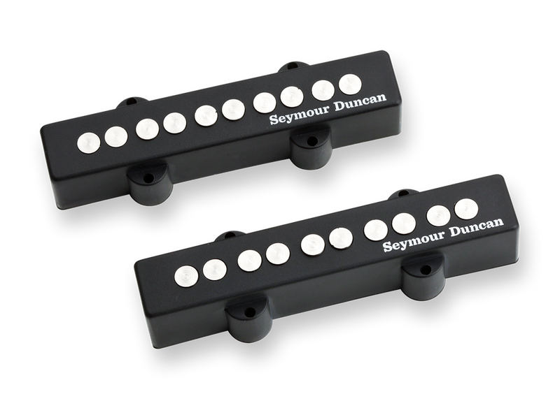 Seymour Duncan 11402-55 SJ5-3s 5 string Quarter Pound Jazz Bass Set