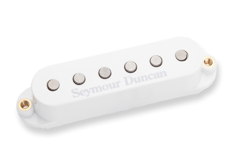 Seymour Duncan 11203-13-WC STK-S9b Hot Stack Plus for Strat Bridge White