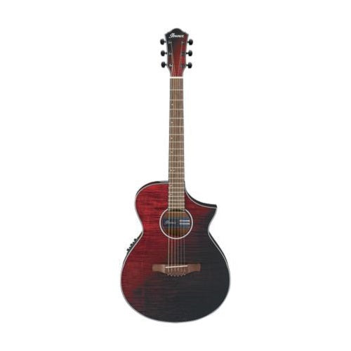 Ibanez Aewc32Fm-Rsf Aew Tonal Bracing Acoustic Electric