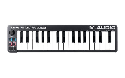 Clavier portable M-Audio Keystation Mini 32 Mk3 - Red One Music