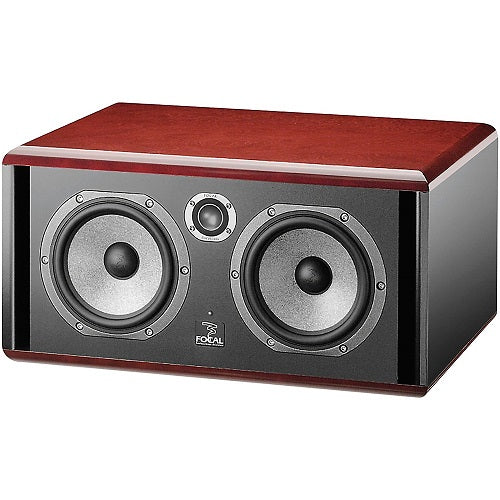 "Focal TWIN6 BE 6.5"" 3-way Single Powered Studio Monitor - Red One Music"