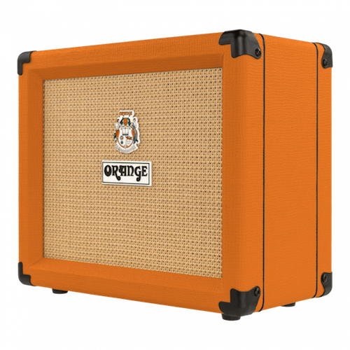 ORANGE CRUSH 20 LTD TWIN CHANNEL SOLID STATE CRUSH 1X8 COMBO WITH CABSIM HEADPHONE OUT
