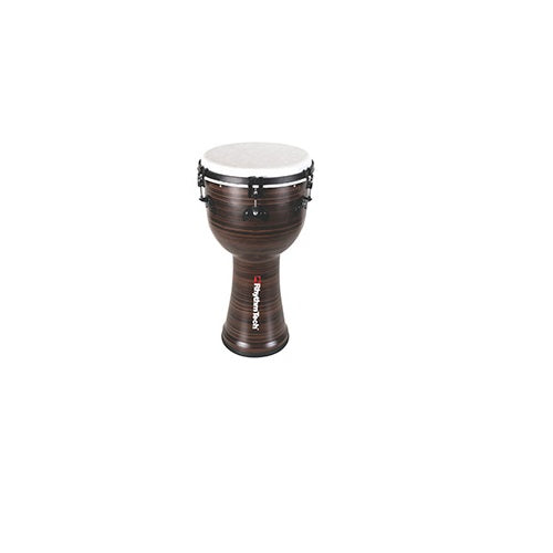 "Rt5130S Djembe 12 "", On-Off Snare Pvc Tunable - Red One Music"