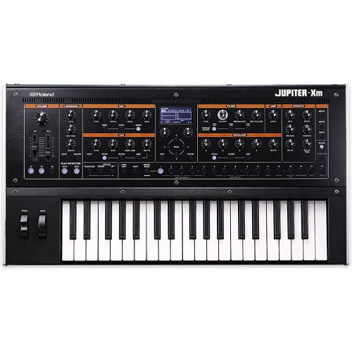 Roland JUPITER-XM Synthesizer-Mini Keys - Red One Music