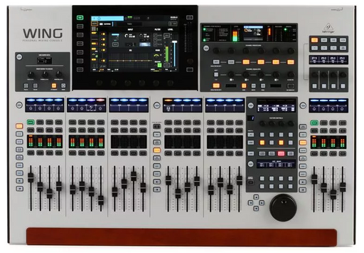Behringer WING 48-channel Digital Mixer
