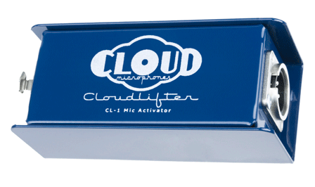 Cloud Microphones CL-1 Activateur de microphone Cloudlifter monocanal - Red One Music
