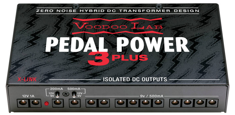 Voodoo Lab PP3P Power Supplies Pedal Power 3 Plus