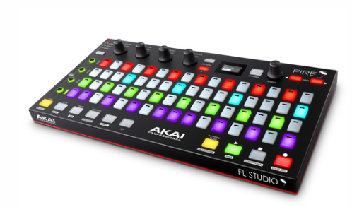 AKAI FIRE NS «Aucun logiciel inclus» - Red One Music