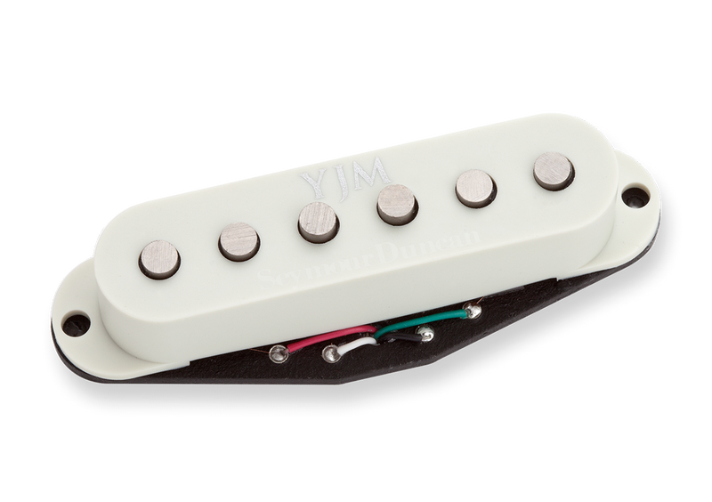 Seymour Duncan 11203-30-OW STK-S10b YJM FURY Stk Bridge Off White