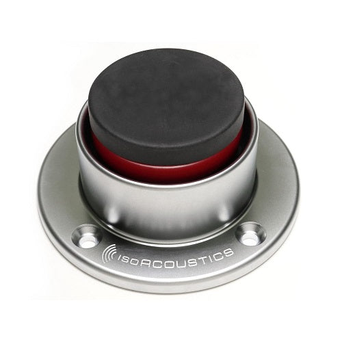 Isolateurs IsoAcoustics Stage 1 (PAQUET DE 4) - Red One Music