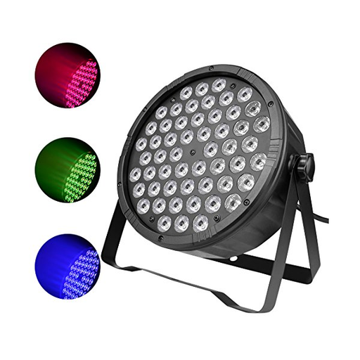 Big Dipper LPC008S Led Par Wash Light 54 Watts RGB - Red One Music