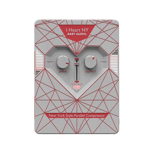 Baby Audio I Heart NY Parallel Compression Plug-in (Download)