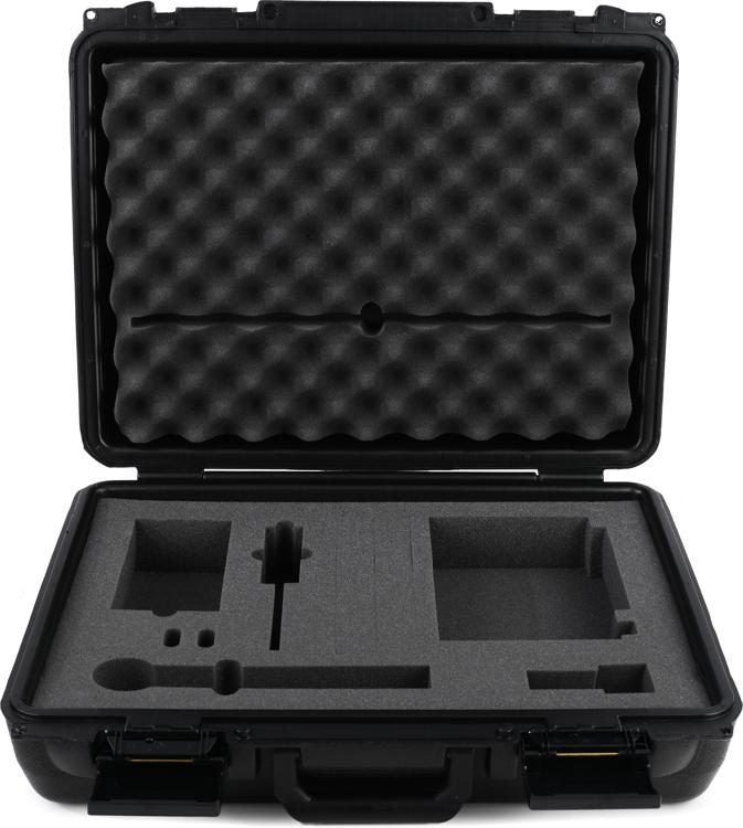 Shure WA610 Hard Carrying Case for Shure ULX 1/2 Rack Wireless System