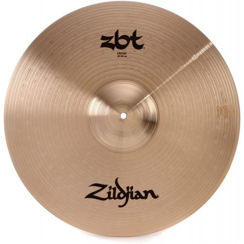 Zildjian ZBT18C ZBT Series - 18 inch Crash - Red One Music