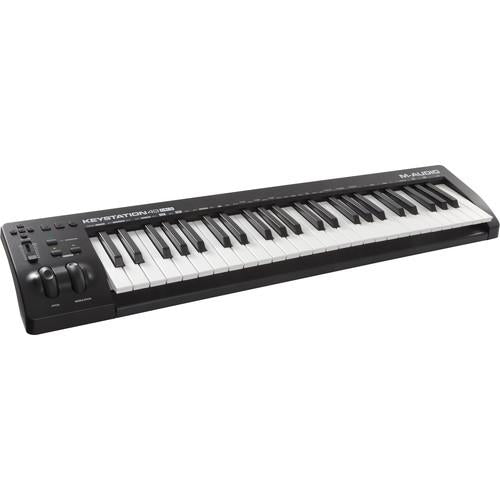 M-AUDIO KEYSTATION 49 MK3 USB-POWERED MIDI CONTROLLER