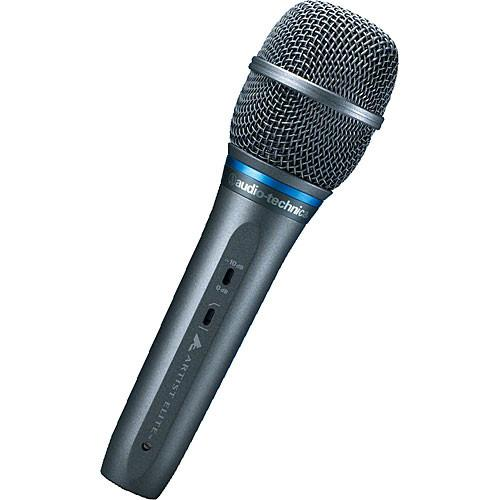 Audio Technica Ae3300 Cardioid Condenser Microphone - Red One Music