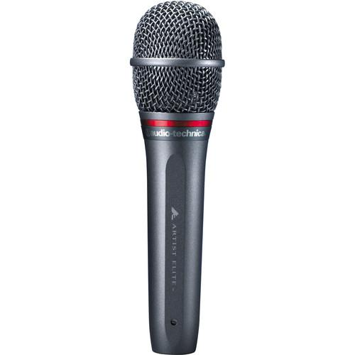 AUDIO TECHNICA AE6100  DYNAMIC HYPERCARDIOID HANDHELD MICROPHONE