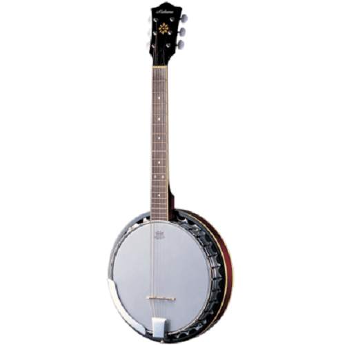 Alabama Alb36 6-String Banjo - Red One Music