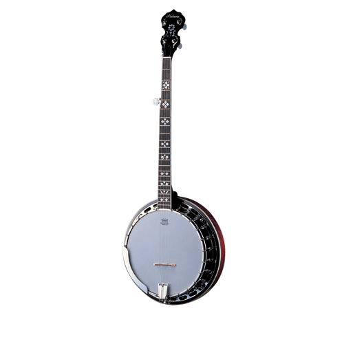 Alabama Alb40  5 String Banjo - Red One Music