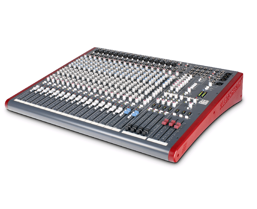 Allen  Heath Zed-420 Multipurpose Usb Mixer With Fx