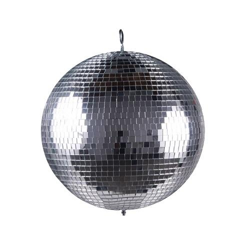 American DJ M-502L  12 Mirror Ball Package With Motor Amp Pinspots - Red One Music