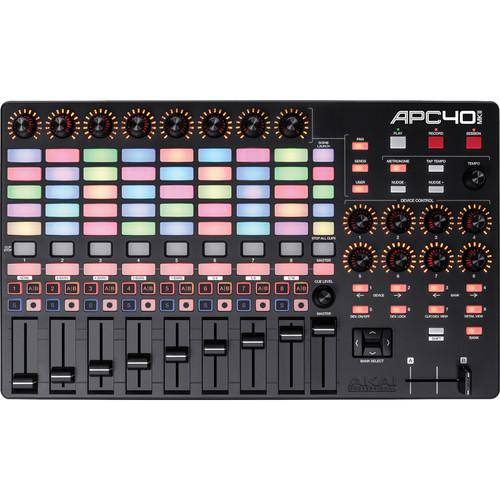 Akai Apc40 Mk2 Ableton Live Performance Controller - Red One Music