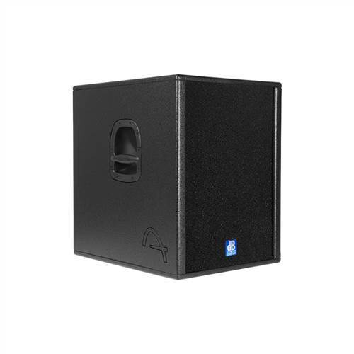 Db Technologies Arena Sw15 Passive Subwoofer - Red One Music