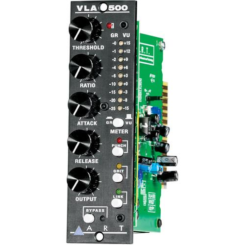 Art Vla500 Series Compressor And Limiter - Red One Music