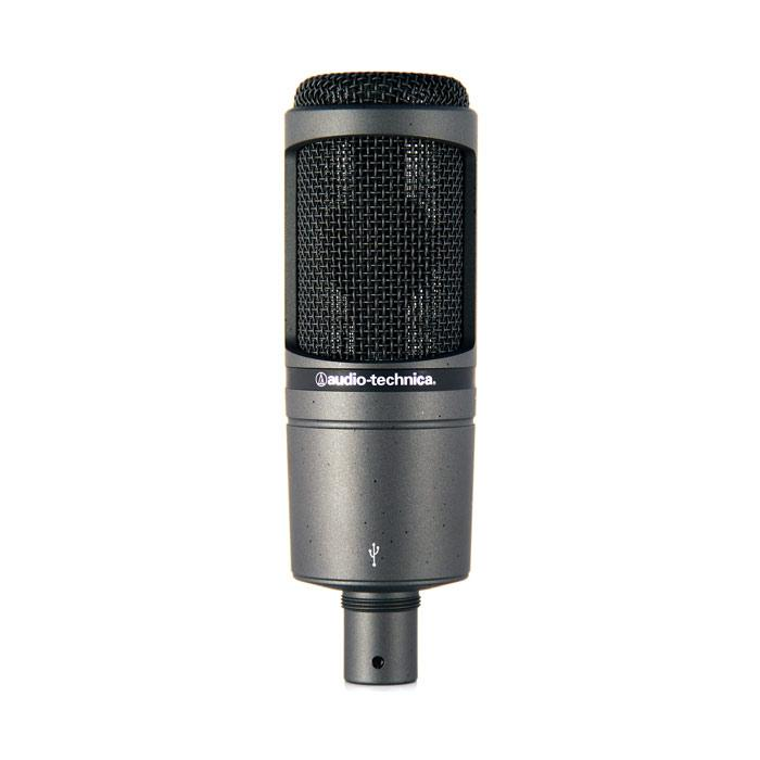 AUDIO TECHNICA AT2020 USB CARDIOID CONDENSER USB MICROPHONE
