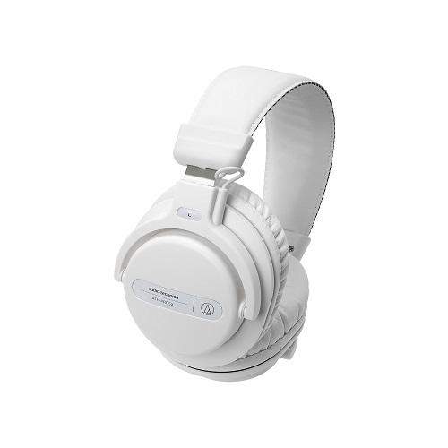 Casque d'écoute supra-auriculaire professionnel Audio-Technica Ath-Pro5X-Wh - Red One Music