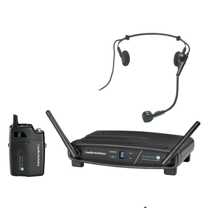 Audio Technica Atw-1101H Stack-Mount Digital Wireless Systems