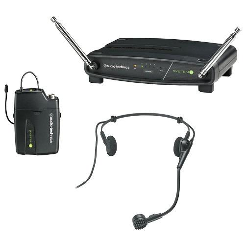 Audio-Technica Atw-901Ah Headworn Wireless Mic System