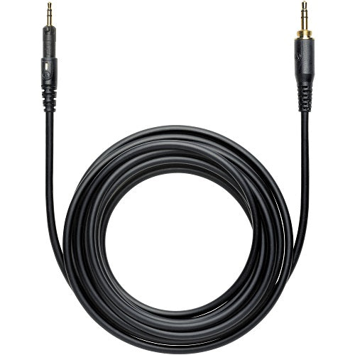 Audio Technica Hp-Lc M-Series Cable - Straight 3M (Black)